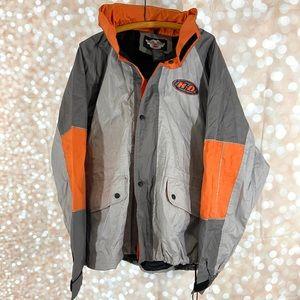 Men's Harley Davidson Rain Jacket